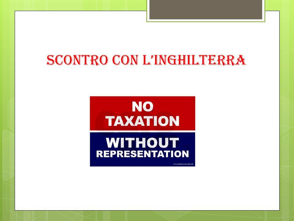 SCONTRO CON LINGHILTERRA