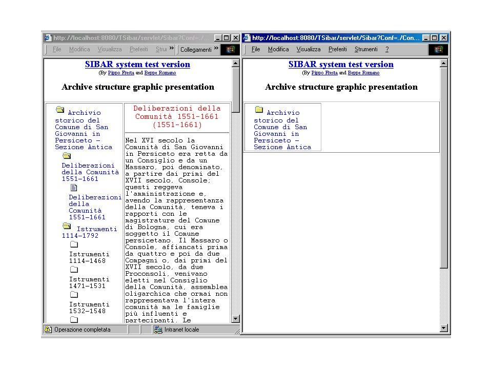 MIXER/ExtGas: IsisGas Lorganizzazione logico/fisica del software