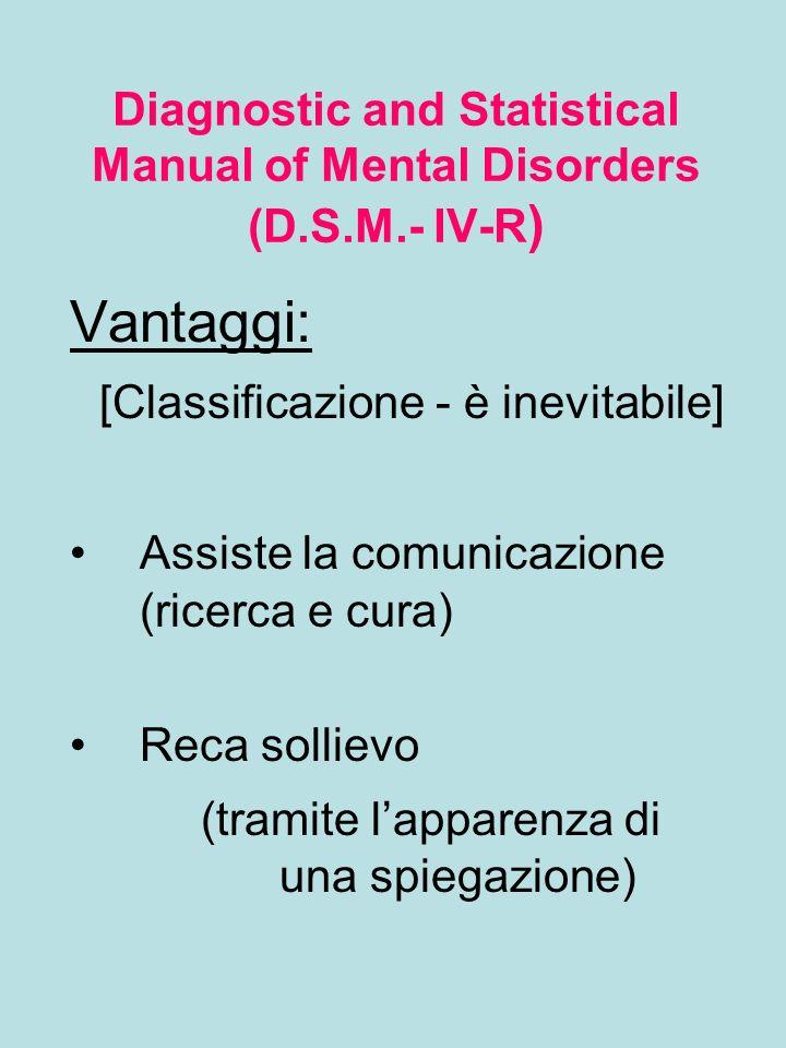 Buoni motivi per raccogliere una anamnesi psicosociale.