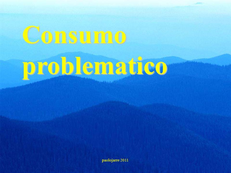 Consumo problematico paolojarre 2011