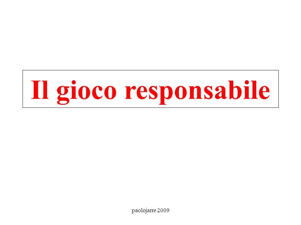 paolojarre 2009 Alcune iniziative in Italia