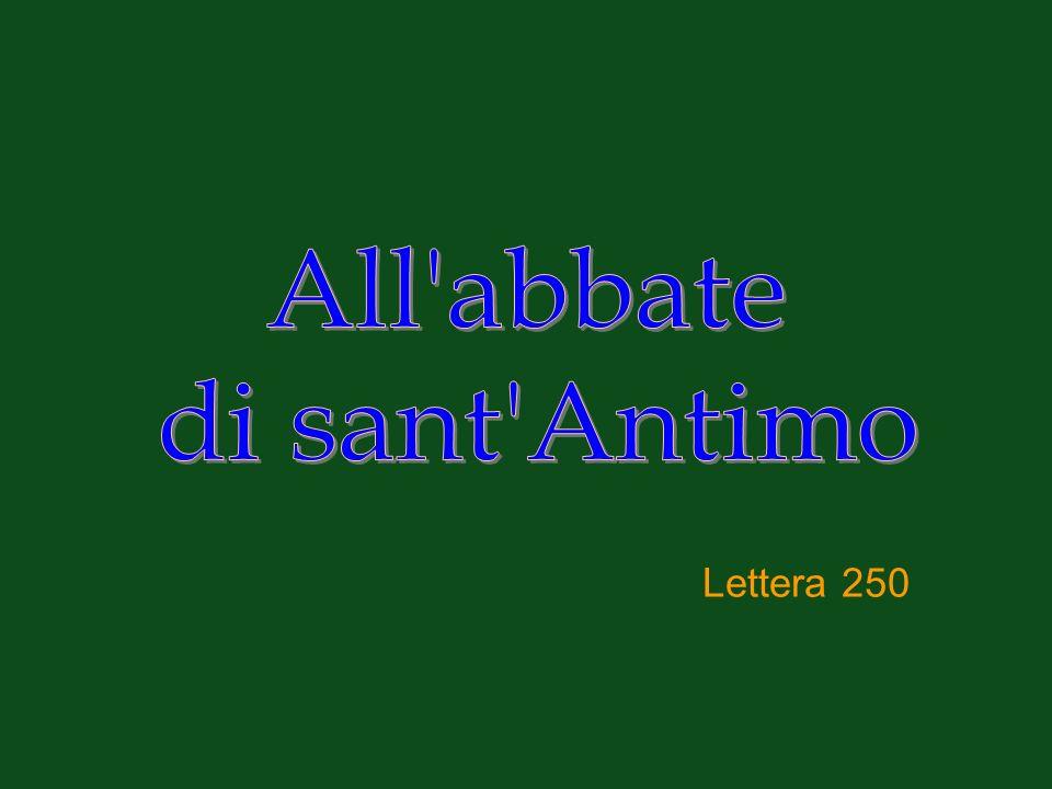 Lettera 250
