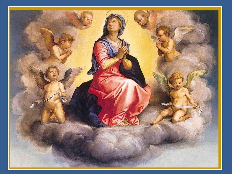 Il significato dellodierna festa è contenuto nelle parole conclusive della definizione dogmatica, proclamata dal Venerabile Pio XII il 1° novembre 195