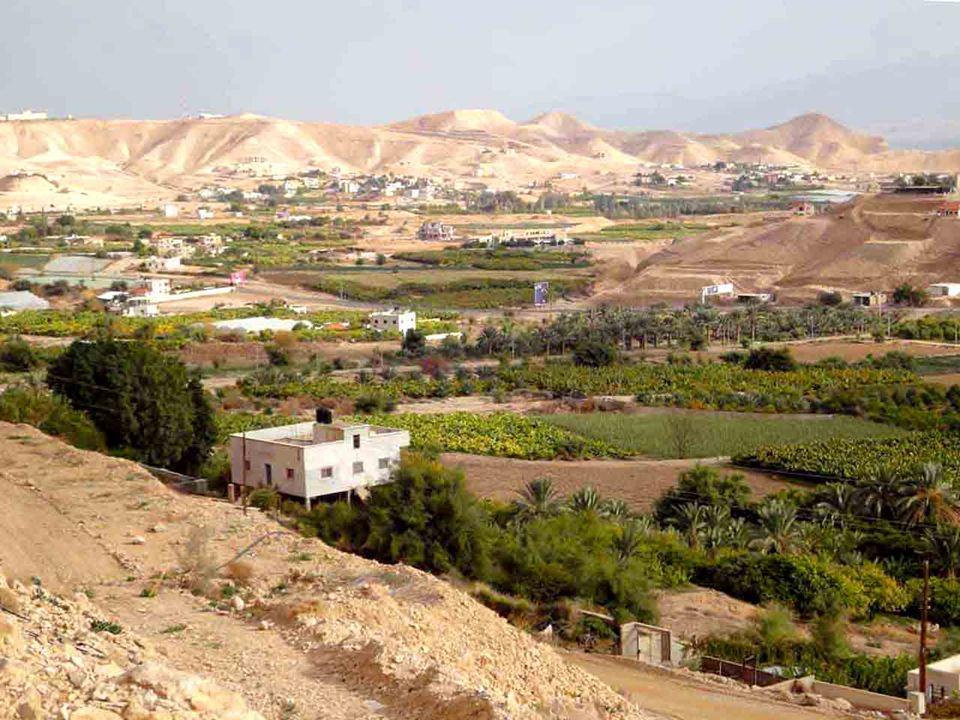 Il deserto è sempre stato il luogo della prova e tutto il popolo ha attraversato il deserto per entrare nella Terra Promessa.