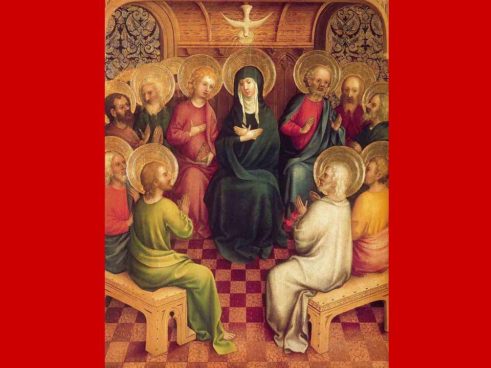 chiede solamente che le sia concesso «di proclamare con tutta franchezza» la Parola di Dio (cfr At 4,29), cioè prega di non perdere il coraggio della