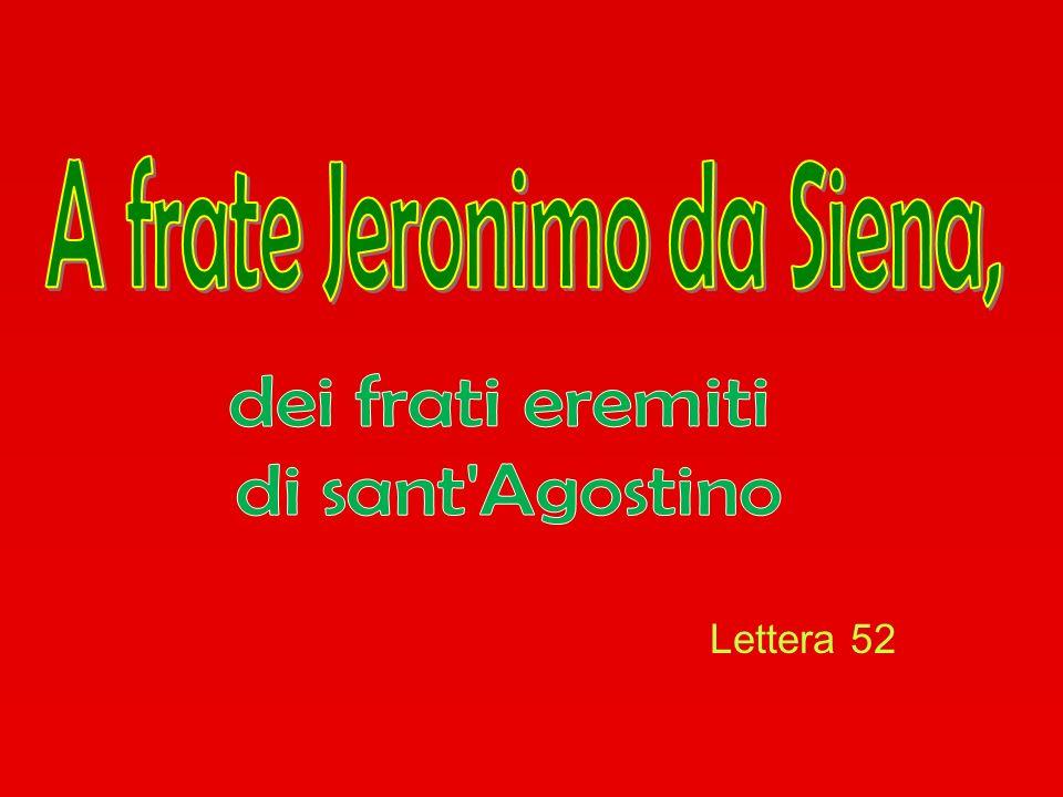 Bene vediamo noi che il Padre c è mensa, ed è letto dove l anima si può riposare; e vediamo il Verbo dell unigenito suo Figliuolo, che ti s è dato in cibo con tanto fuoco d amore.