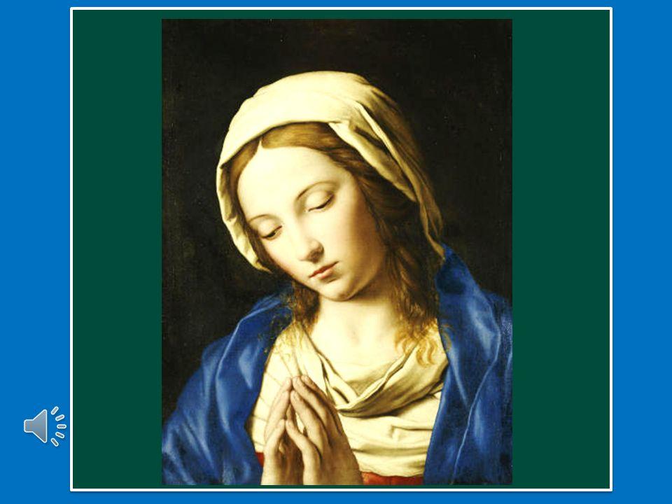 Questo Dio si è manifestato in Gesù, nato dalla Vergine Maria.