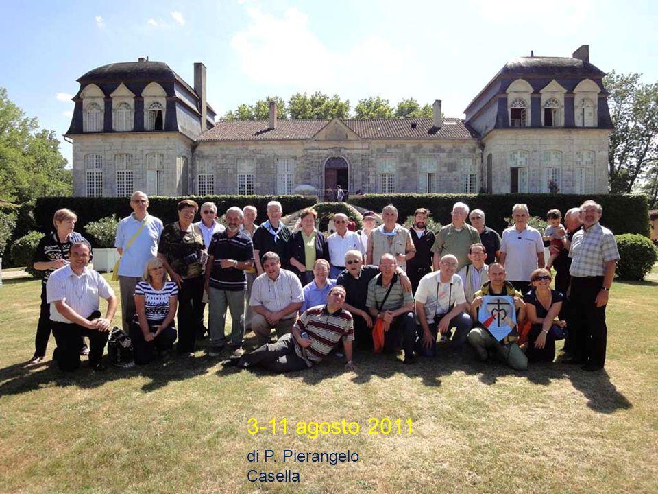 3-11 agosto 2011 di P. Pierangelo Casella