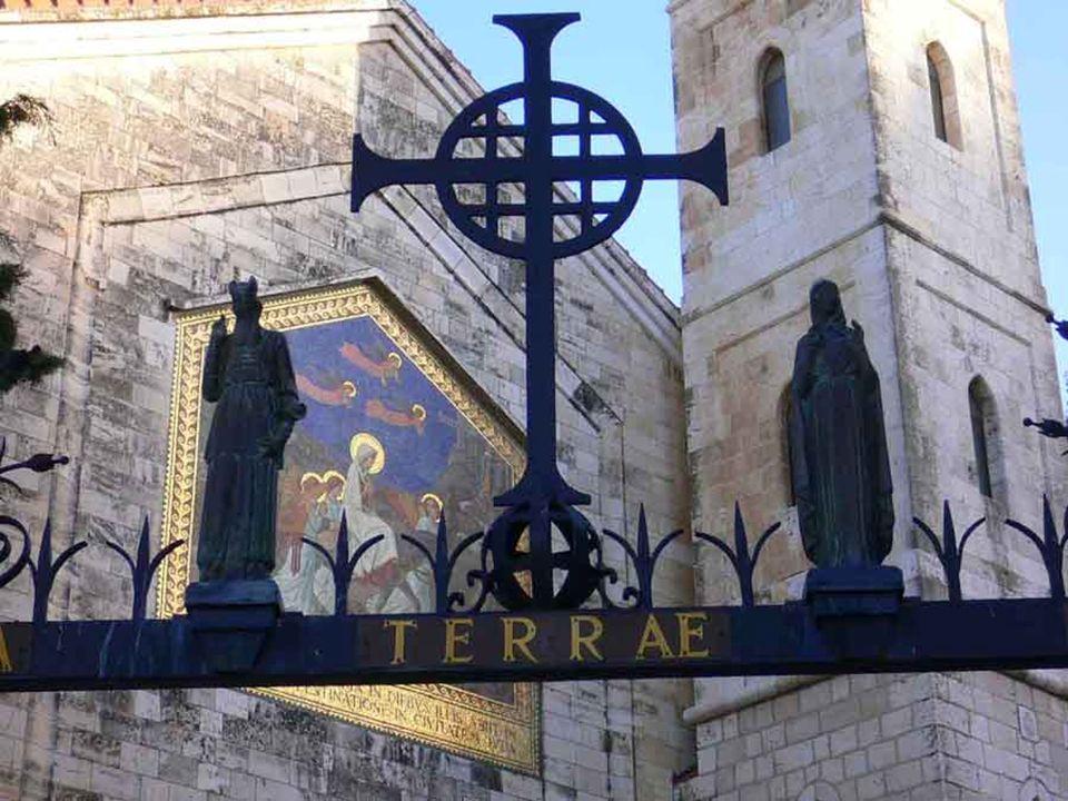 Galilea Ein Karem Palestina LA VISITA DI MARIA AD ELISABETTA Nazaret Giudea