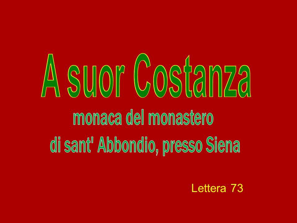 Lettera 73