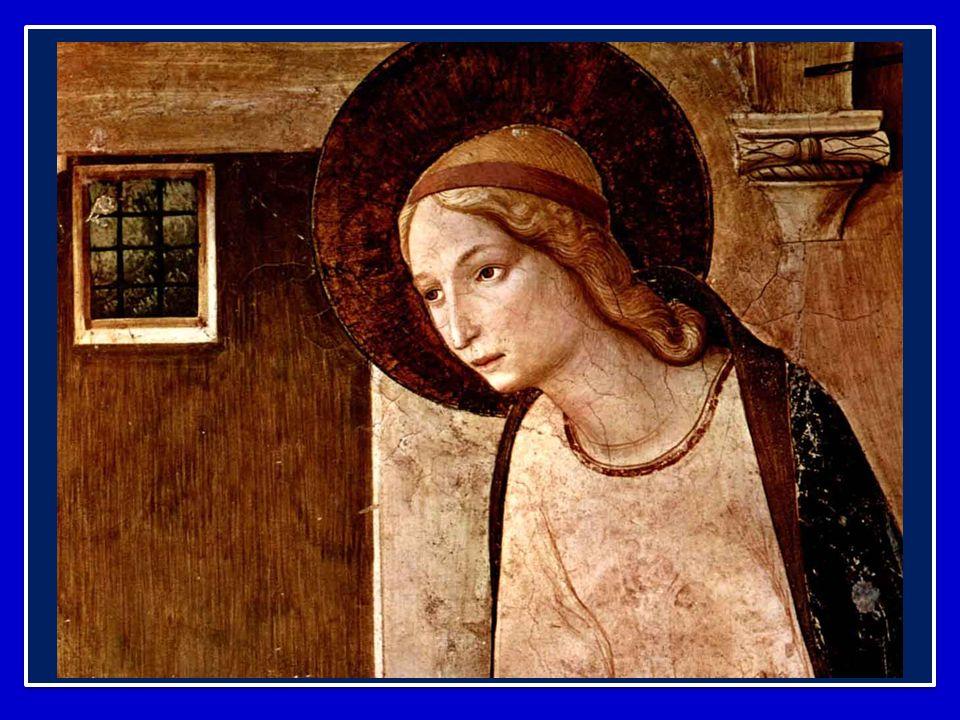 Lapertura dellanima a Dio e alla sua azione nella fede include anche lelemento delloscurità. Così è per Maria, la sua fede vive la gioia dellAnnunciaz
