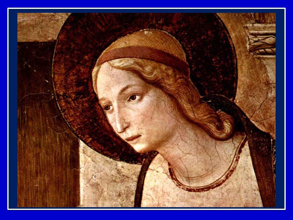 È lumiltà profonda della fede obbediente di Maria, che accoglie in sé anche ciò che non comprende dellagire di Dio, lasciando che sia Dio ad aprirle l