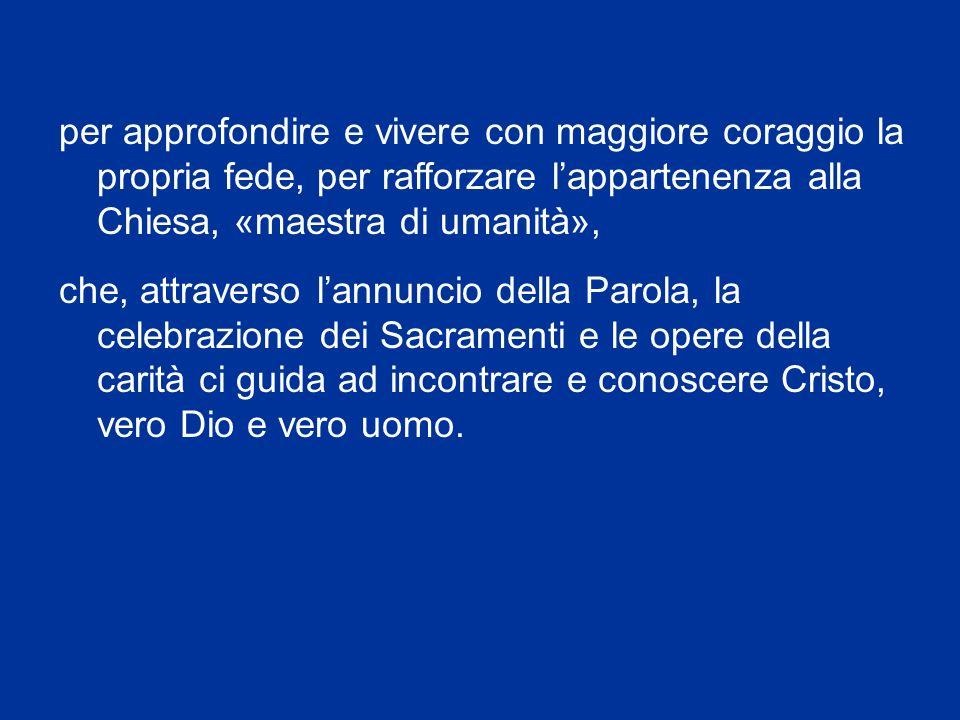 La ricorrenza dei cinquantanni dallapertura del Concilio Vaticano II è unoccasione importante per ritornare a Dio La ricorrenza dei cinquantanni dalla
