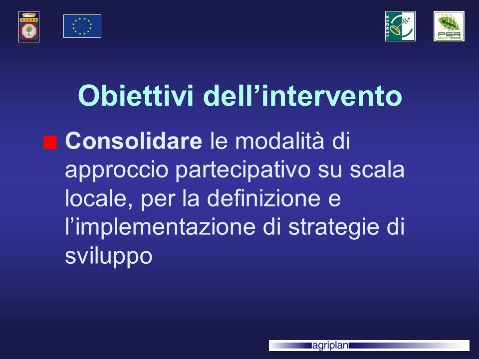 Territorio eleggibile La Regione Puglia intende applicare lapproccio Leader alle macroaree, classificate come AREE RURALI INTERMEDIE e come AREE RURALI CON PROBLEMI COMPLESSIVI DI SVILUPPO.
