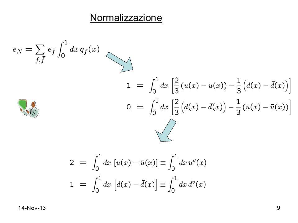 14-Nov-139 Normalizzazione