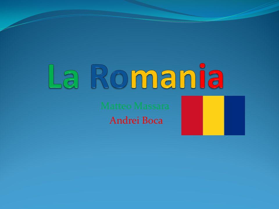 descrizione La Romania si trova in Europa orientale e ad est ha un tratto di costa sul Mar Nero, in corrispondenza del delta del Danubio.