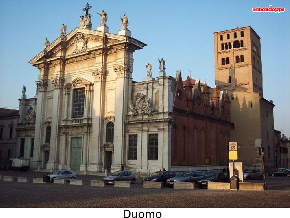 Mosaico romano II° sec (piazza Sordello)