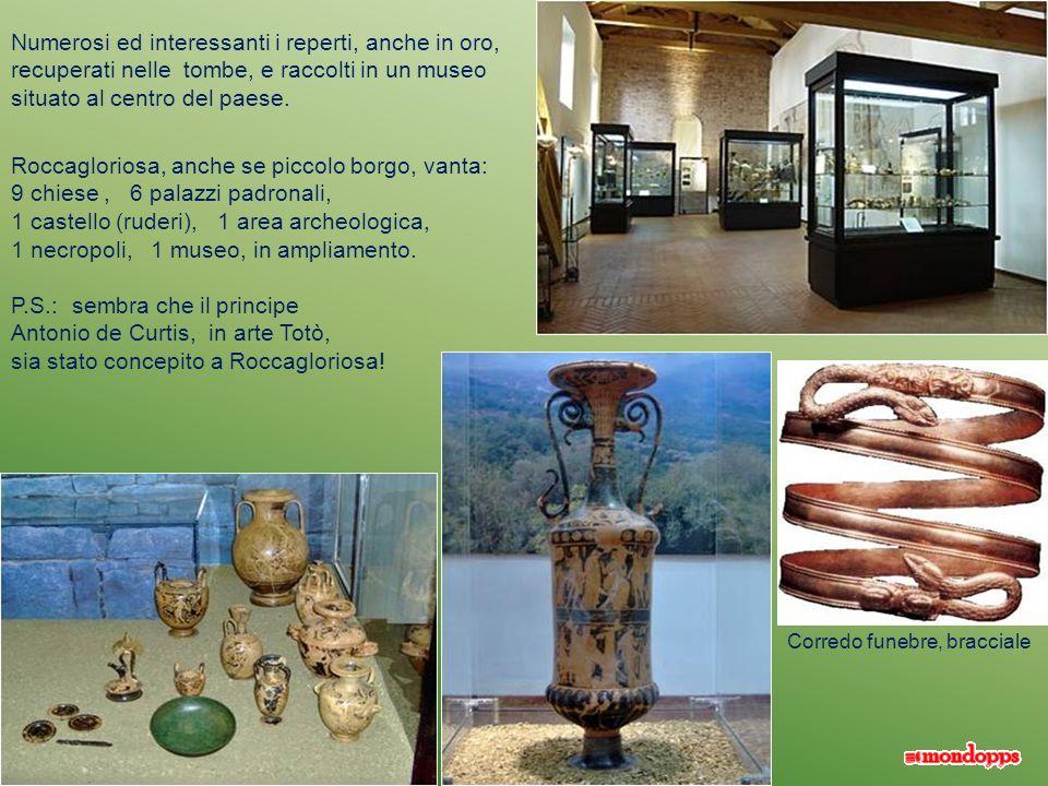 Antiche mura di cinta La storia di Roccagloriosa ha radici remote, che trovano tracce in antiche civiltà come quelle degli Ausoni, degli Enotri, degli