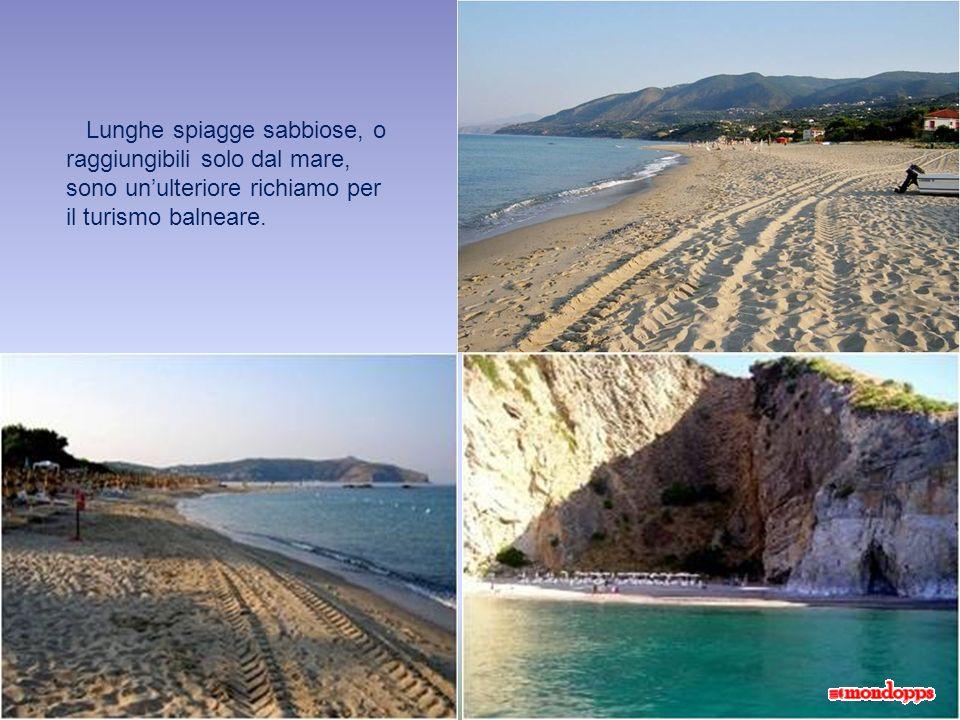 La fama di Palinuro è dovuta in buona parte alla qualità delle acque che le frutta da alcuni anni la