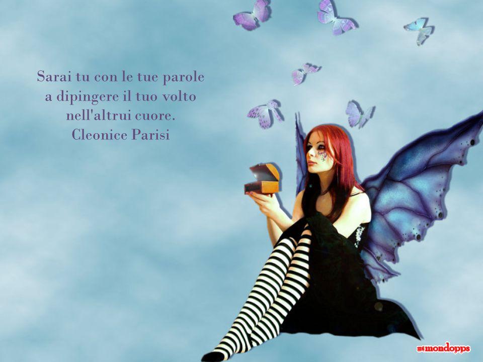 Niente distrugge ciò che il cuore conserva... Anna Chicca