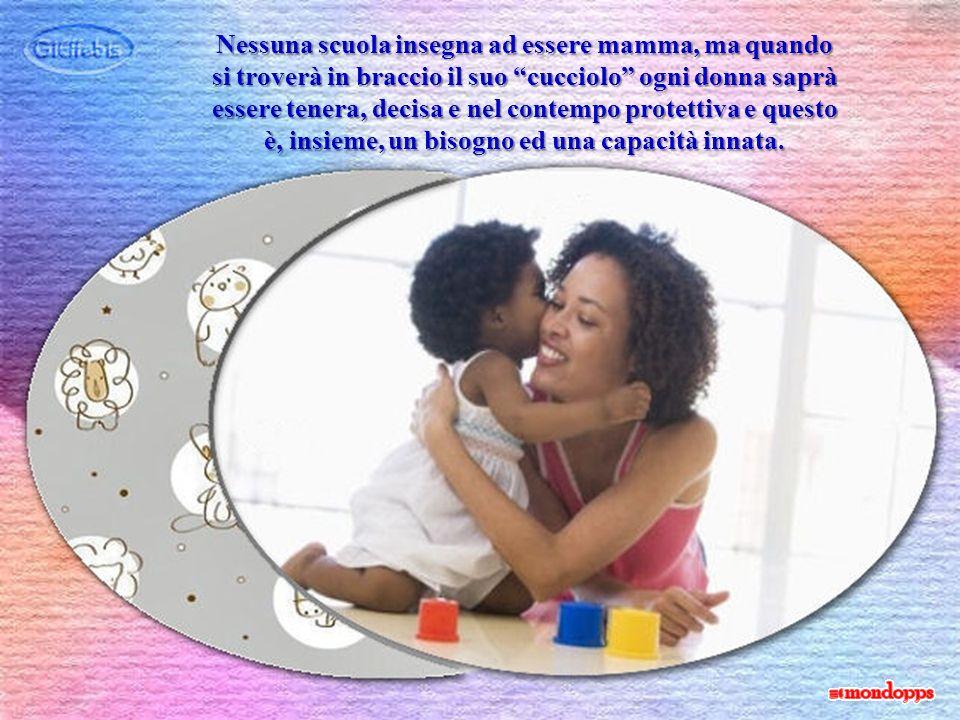 Mentre i bambini scoprono il mondo, per i genitori è invece una riscoperta, tutta da gustare, attraverso i loro occhi incantati.