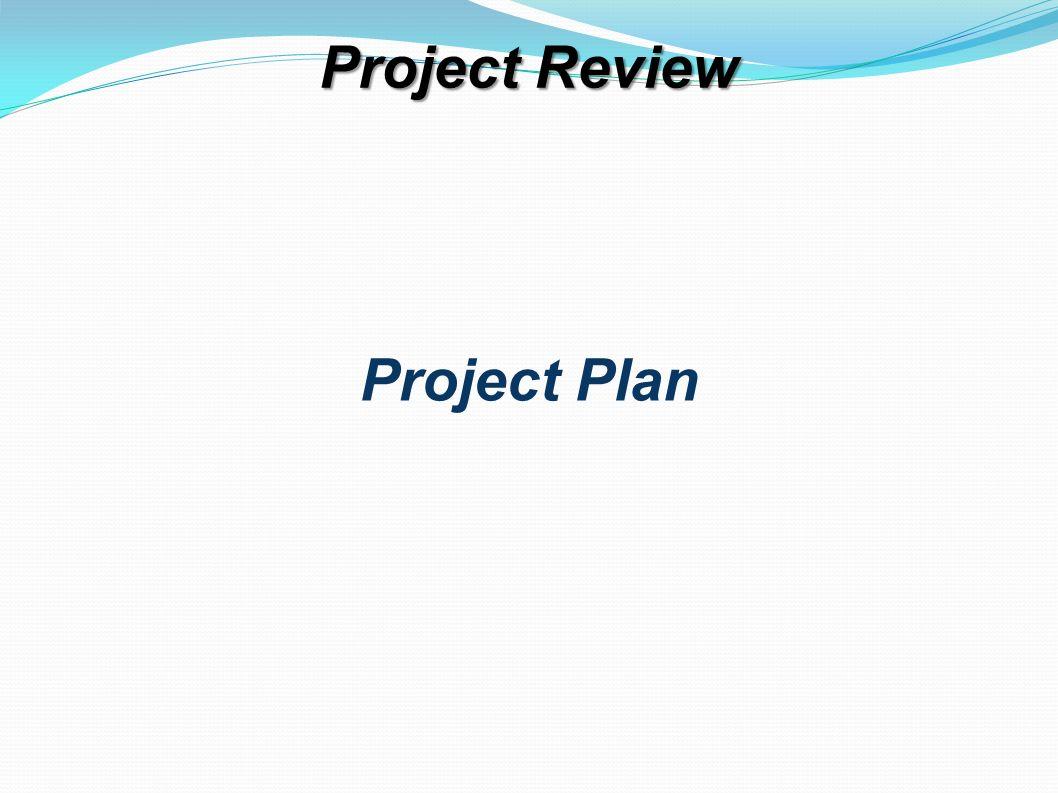 Project Plan (XI)