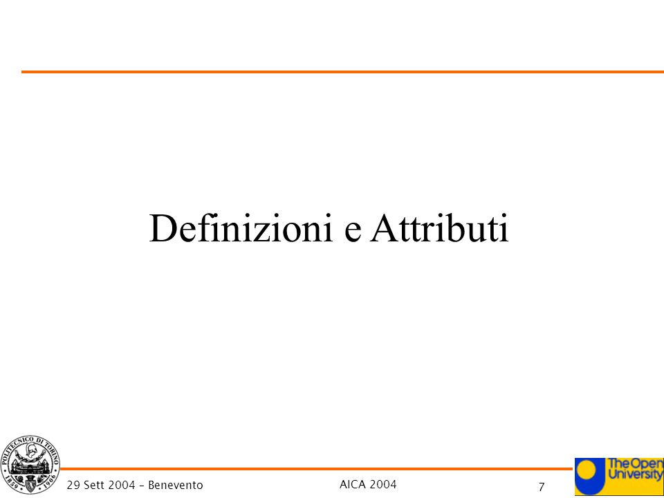 AICA 2004 18 29 Sett 2004 – Benevento Espansione orizzontale Crescita costante dei source file Picchi di activity rate intorno alle release maggiori