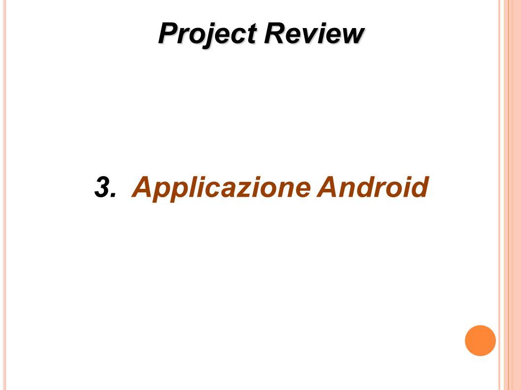 3.Applicazione Android