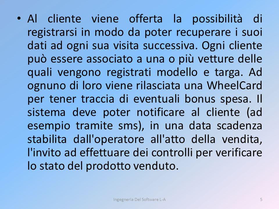 Ingegneria Del Software L-A16