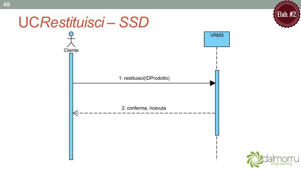 UCRestituisci – SSD 49