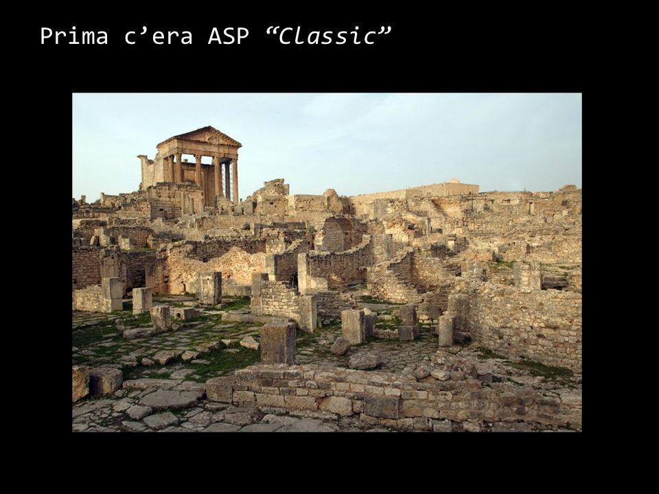 Prima cera ASP Classic 3
