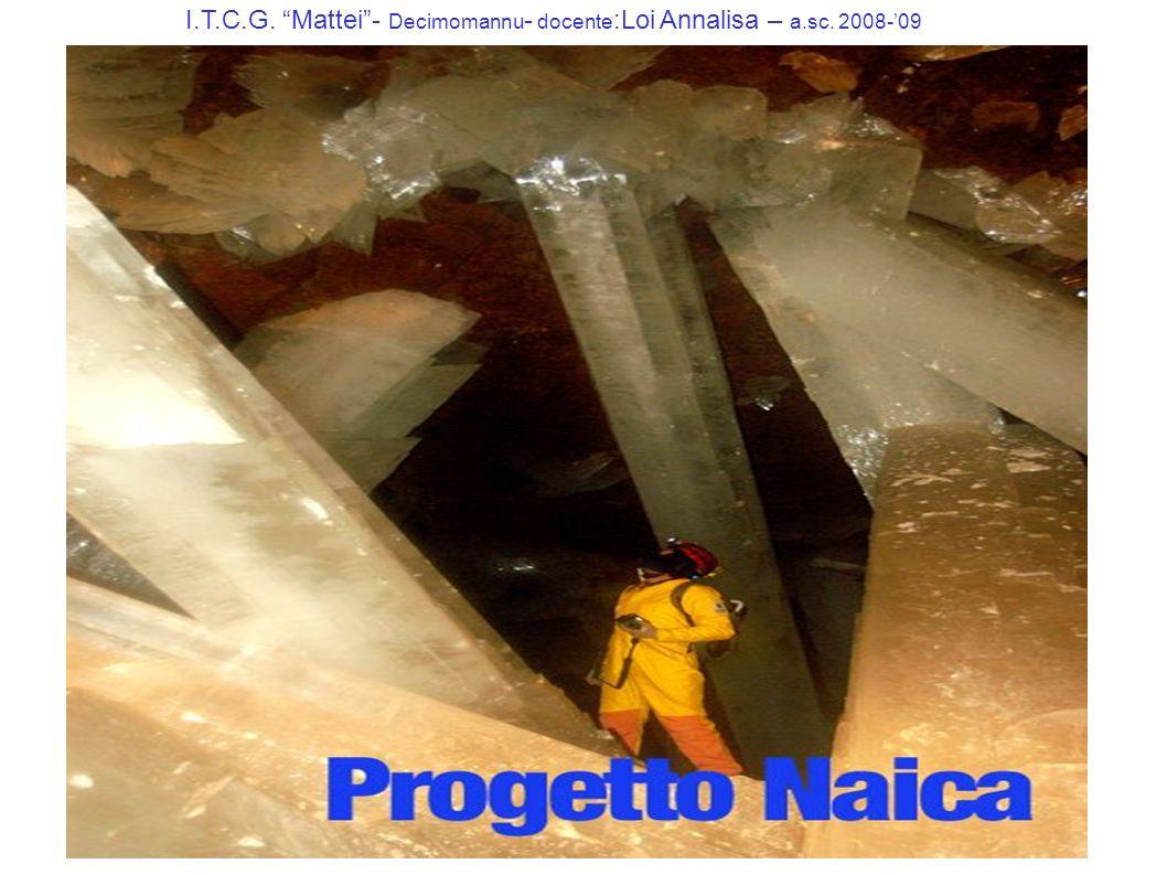 I.T.C.G. Mattei- Decimomannu - docente :Loi Annalisa – a.sc. 2008-09