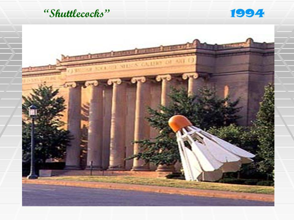 Shuttlecocks 1994
