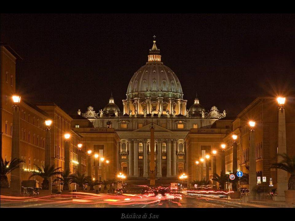San Pietro vista dal Tevere