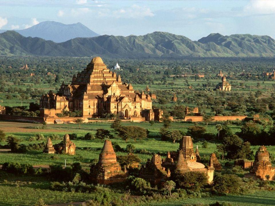 Birmania, conosciuta nell'Antichità come