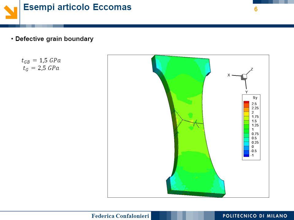 Federica Confalonieri Esempi articolo Eccomas 6 Defective grain boundary