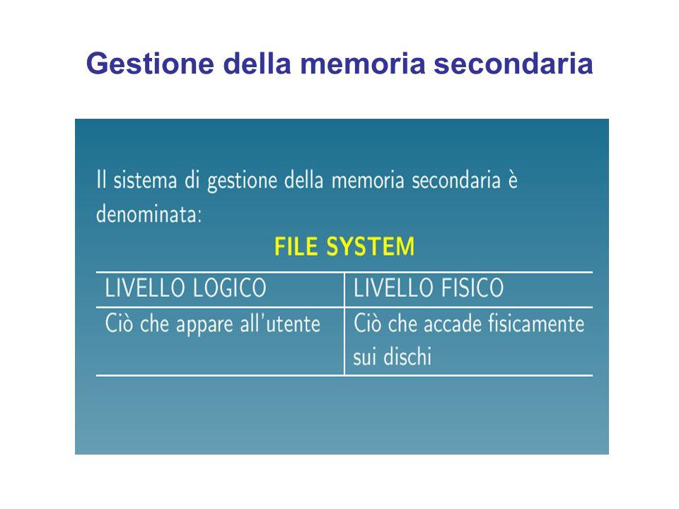 L'informazione che più spesso utilizzata dovè? Viene posta in una memoria ultra-rapida detta memoria cache: In questa memoria per esempio vivono i dat