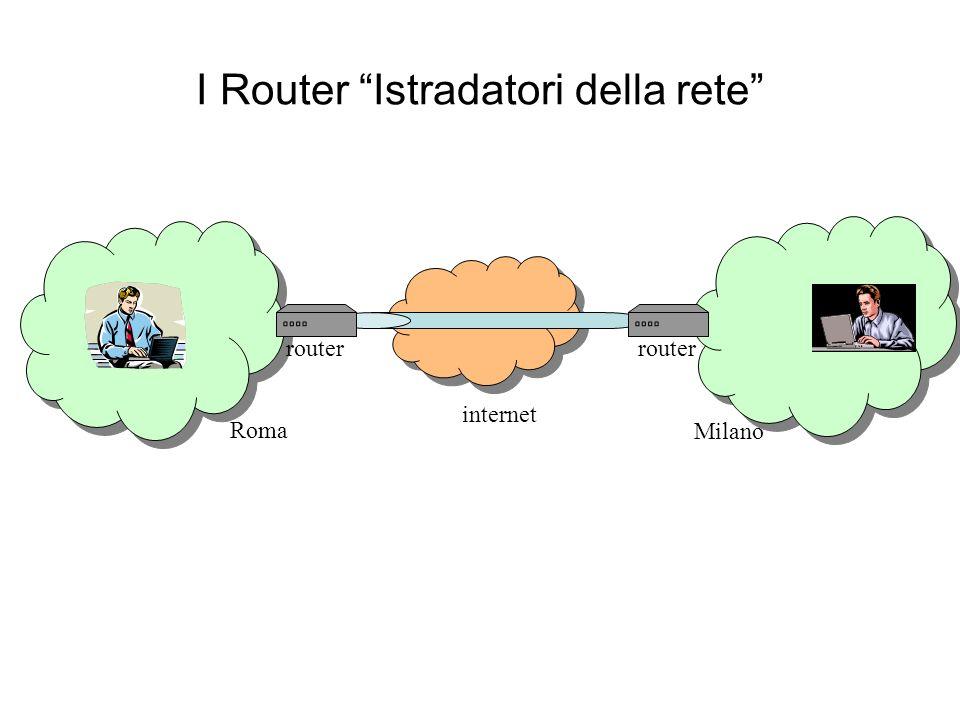 Esempio di rete