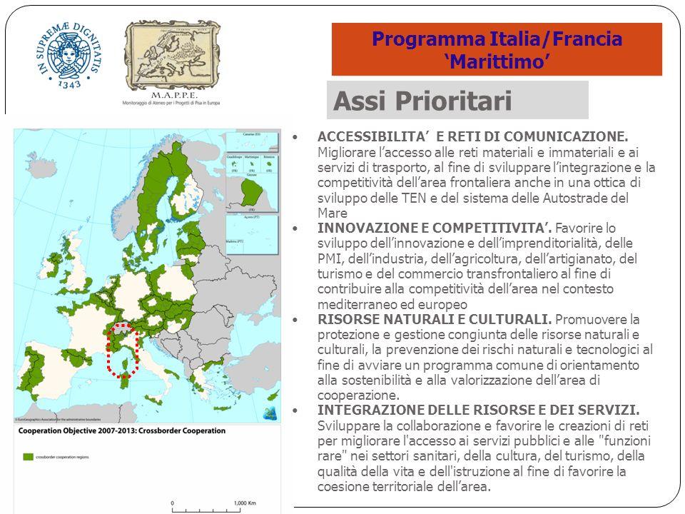 ACCESSIBILITA E RETI DI COMUNICAZIONE.