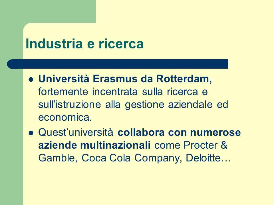 Politiche di marketing Nuove aree strategiche di affari come i DISTRICT PARK destinati alla realizzazione di impianti e magazzini per lo stoccaggio e alla trasformazione di semilavorati e di manufatti (es.