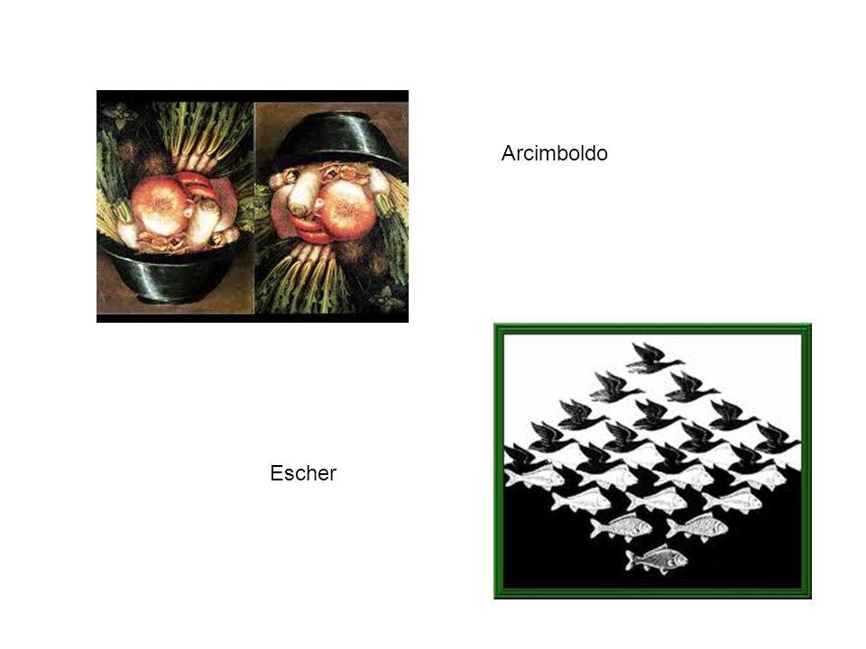 Arcimboldo Escher