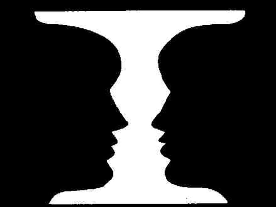 Il mimo si muove a specchio, da solo con il suo doppio