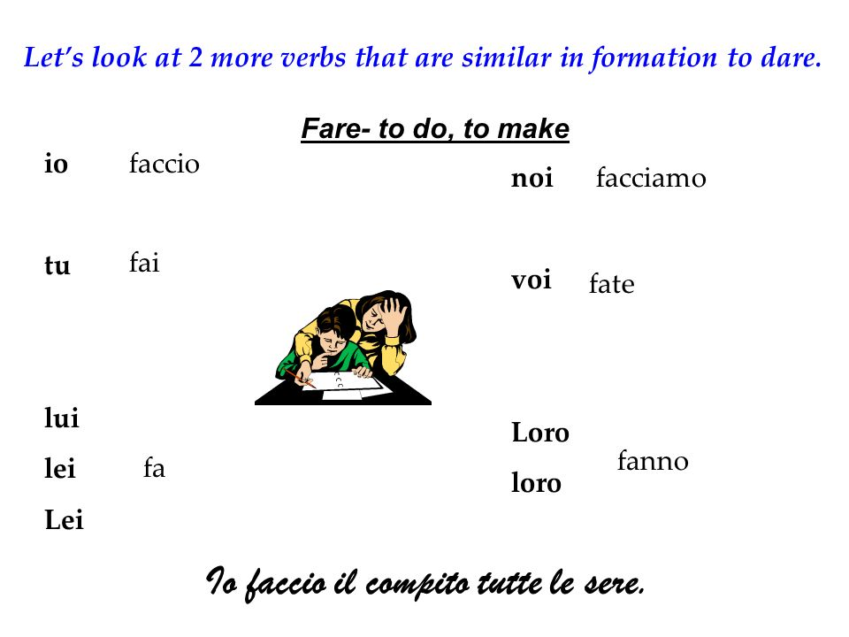 Lets look at 2 more verbs that are similar in formation to dare.