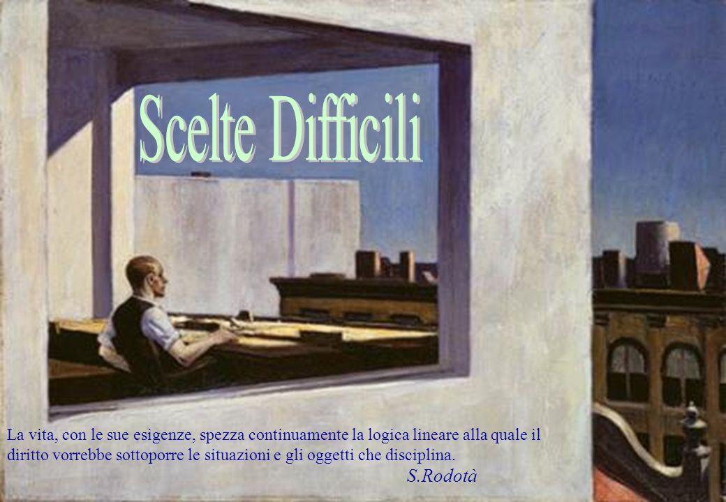 Alfredo Zuppiroli Firenze 41 La vita, con le sue esigenze, spezza continuamente la logica lineare alla quale il diritto vorrebbe sottoporre le situazioni e gli oggetti che disciplina.
