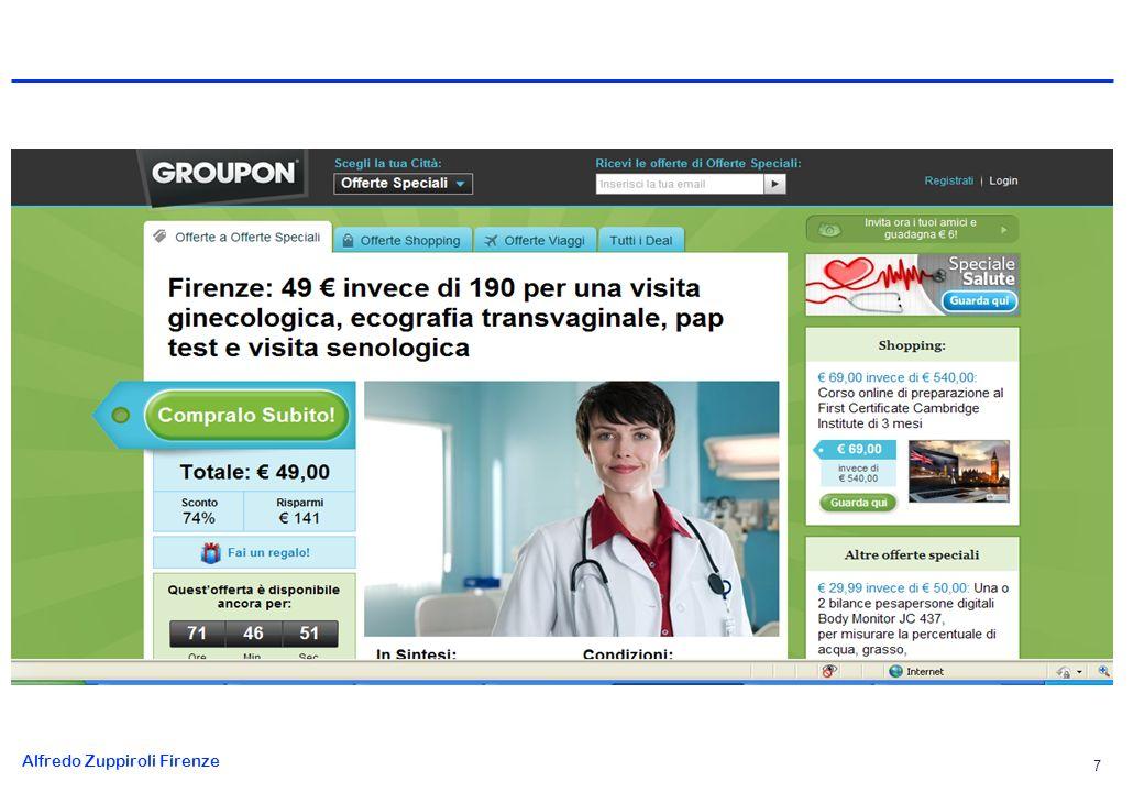 Alfredo Zuppiroli Firenze 18 Raccontami e dimenticherò.