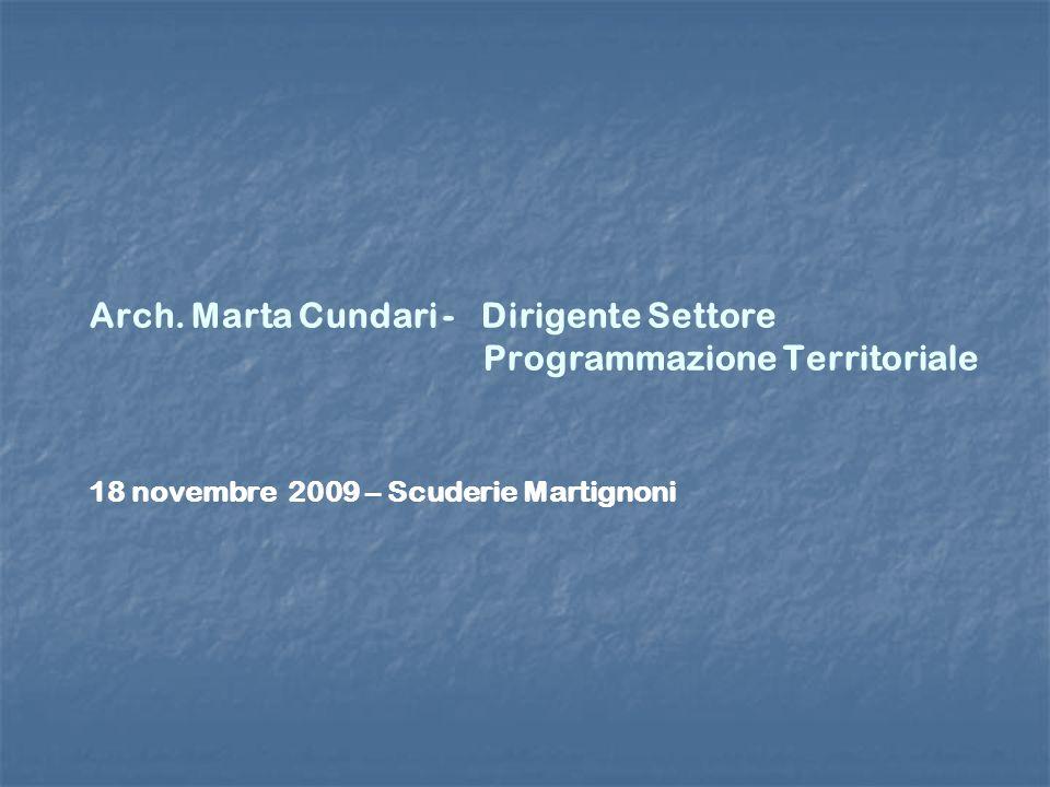18 novembre 2009 – Scuderie Martignoni Arch.