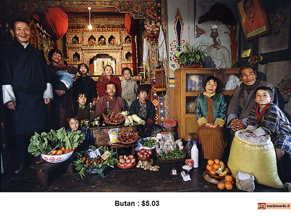 Butan : $5.03
