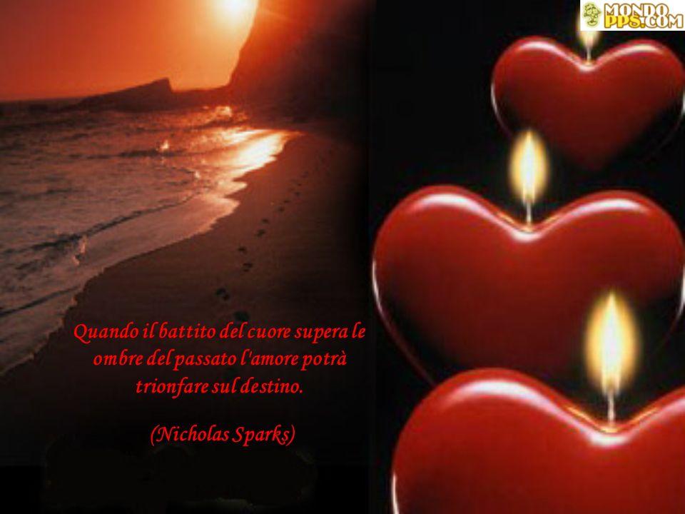 Quando il battito del cuore supera le ombre del passato l amore potrà trionfare sul destino.