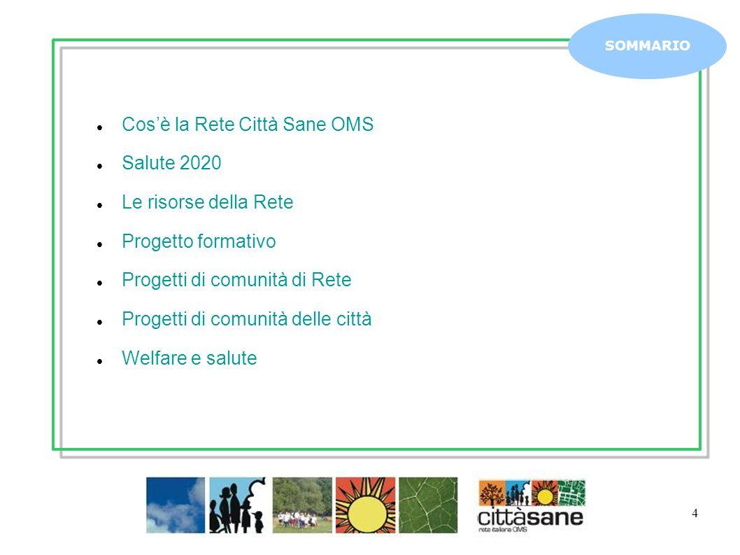 45 Il progetto Bambini A piedi sicuri per una mobilità sostenibile è un insieme di azioni per educare i bambini delle scuole primarie di Trento a percorrere il tragitto casa-scuola in modo sostenibile e autonomo, a piedi, in bicicletta, in autobus da soli e con gli amici.