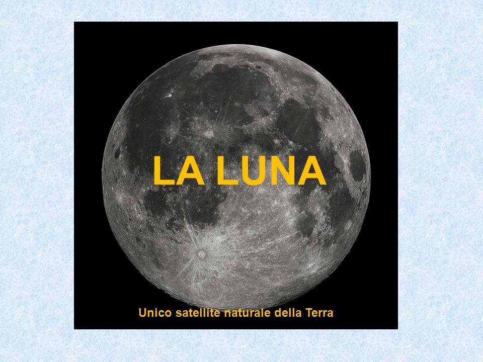 Teorie sulla formazione della Luna Fissione Cattura Accrezione in orbita Catastrofe